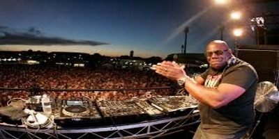 Carl Cox # Tomorrowland United Through Music # 21-04-2020
