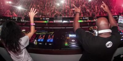 Carl Cox and Nicole Moudaber # Umf Radio 428