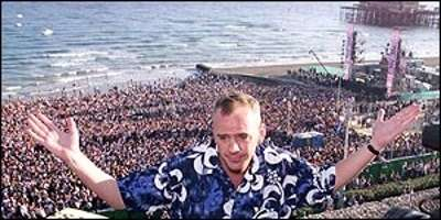 Fatboy Slim # live @ Blue Marlin Ibiza (Pete Tong Sessions) # 07-07-2019