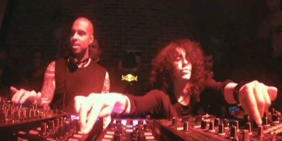 Chris Liebing b2b Nicole Moudaber # Live @ Mood Showcase, Blue Parrot (Mexico)