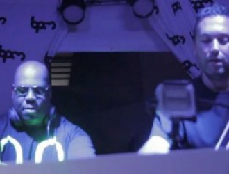 Carl Cox b2b Nic Fanciulli # Live @ The Social Festival (Kent County Showground) # 10-09-2016